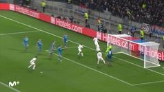Gol de Tousart (1-0) en el Lyon 1-0 Juventus