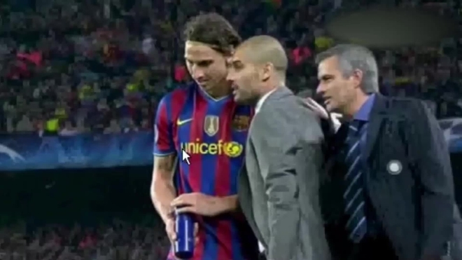 José Mourinho recuerda su fichaje por el Real Madrid