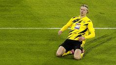 Haaland no tiene límite: gol al Bayern a los 74 segundos... ¡y doblete en 9 minutos!