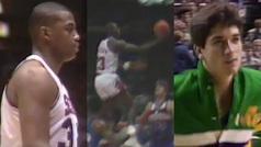 Jordan, Barkley y Stockton: La génesis de las leyendas