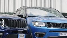 Nacen los Jeep 4xe, revolución eléctrica del SUV todoterreno