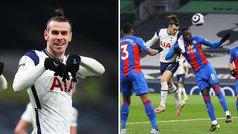 Doblete del 'Renacido' Gareth Bale: lleva 6 goles en los últimos 6 partidos