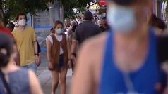Preocupa la evolución de los brotes en la Comunidad de Madrid