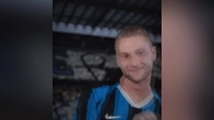 La celebración al estilo Fornite de los jugadores del Inter