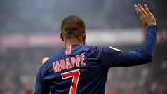 El solitario gol de Mbappé al Reims que no fue suficiente para la Bota de Oro
