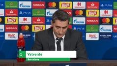 """Valverde: """"Me preocuparía si Luis Suárez no tuviera ocasiones"""""""