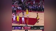 Cánticos de 'MVP' para LeBron James en cancha enemiga