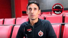 """Fernando Arce: """"La parte humana ha sido muy importante para el buen paso de Dorados"""""""