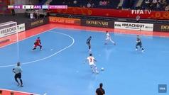 La genialidad del iraní Hassanzadeh... que podría verse con España en semifinales