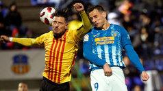 Copa del Rey (1/16, ida): Resumen y gol del Sant Andreu 0-1 Atlético