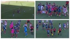 ¡Por favor qué vergüenza! La pelea en el fútbol femenino que indigna a todo el mundo