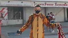 """La afición del Rayo Vallecano, a los pies de Falcao: """"Es espectacular"""""""