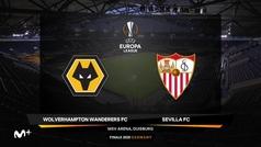 Europa League (cuartos): Resumen y gol del Wolverhampton 0-1 Sevilla