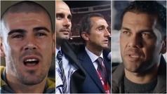 Las criticas al Barça de Valdés, Alves y Estiarte por la forma en que Guardiola salió del club