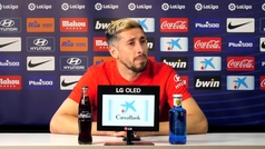 """Herrera: """"Presión por la Champions siempre hay, el club se preocupa por ello?"""