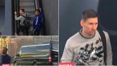 Messi abandona la concentración de Argentina y retorna a Barcelona