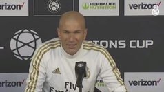 "Zidane acabó molesto con el tema Bale: ""Vaya tela, vaya tela..."""