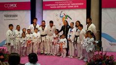 """María Espinoza: """"El torneo es para darle difusión al taekwondo"""""""