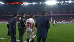 Las travesuras de Bryan que enamoran al Sevilla: ¡así se fue de tres rivales!