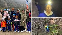 Ramos, Modric y Lucas Vázquez, de aventuras con sus familias