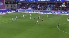 Gol de Charles (2-2) en el Eibar 2-2 Getafe