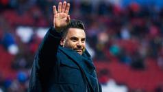 """""""Antonio Mohamed es un entrenador probado y con un gran cuerpo técnico"""""""