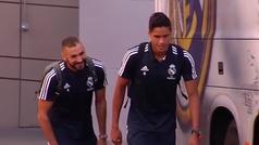 El Madrid, mentalizado para el partido contra el Espanyol