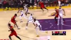 Traspaso de poderes: Kobe Bryant se rinde al 'Rey' LeBron en los Lakers