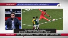 Guillermo Ochoa habla de lo que impidió su llegada al Napoli