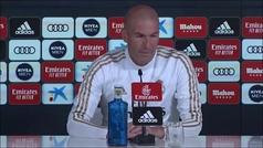 """Zidane: """"No te voy a contar lo que hablé con Pogba"""""""