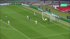 Gol de Son (0-3) en el Estrella Roja 0-4 Tottenham