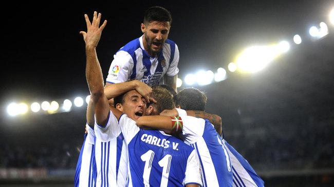 Minuto A Minuto Getafe 1 Real Sociedad 0: Real Sociedad Vs Betis: La Real Vence Y Convence