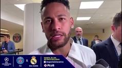 """Neymar: """"Todo el mundo sabe que quería salir, pero mi cabeza está ahora con el PSG"""""""