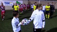 Copa del Rey (segunda ronda): Resumen y gol del Tamaraceite 0-1 Granada