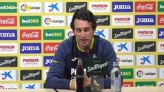 """Emery rechaza la Superliga: """"No podemos olvidar que la base del fútbol es el sentimiento"""""""