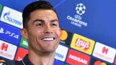 """Cristiano Ronaldo: """"En el fútbol no hay muchas cosas que puedan ponerme triste"""""""