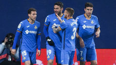 LaLiga (J19): Resumen y goles del Villarreal 1-2 Getafe