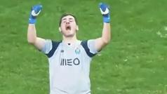 Emotiva despedida del Oporto a Iker Casillas
