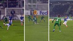 Eriksen sacó la magia con el Inter: ¿es zurdo o diestro?