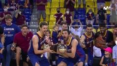 Liga ACB: Resumen Barcelona 92-73 Real Madrid