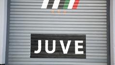 La Juventus también juega la Champions en Zaragoza