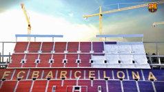 El espectacular vídeo del futuro Camp Nou y del nuevo 'Espai Barça'