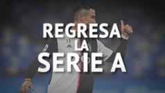 La Serie A también tiene fecha para su reinicio: el 20 de junio