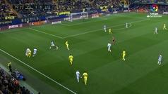Gol de Ekambi (2-0) en el Villarreal 2-1 Leganés