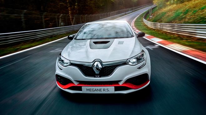 Renault Megane R.S. Trophy-R, récord en Nürburgring