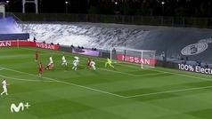 Gol de Salah (2-1) en el Real Madrid-Liverpool