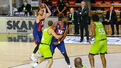Liga ACB: Resumen Fuenlabrada 73-89 Baskonia