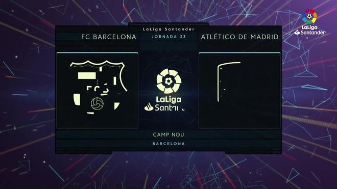Barcelona vs Atlético de Madrid: El Barcelona complica su