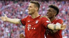 Bundesliga (J30): Resumen y gol del Bayern Munich 1-0 Werder Bremen
