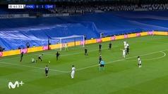Así fue el penalti a Vinicius que tuvo que ser revisado por el VAR
